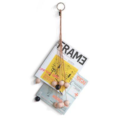 Magazine Hang Out tidningsställ natur