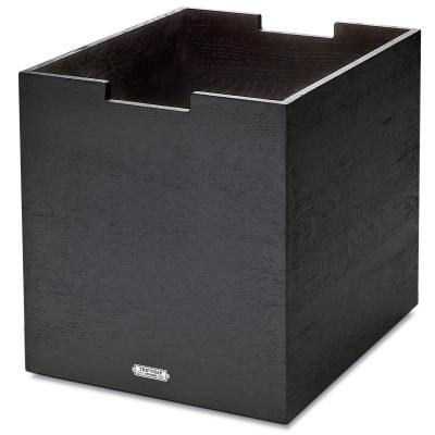 Cutter låda, stor, svart