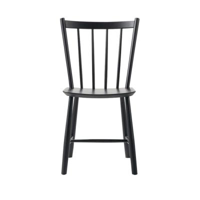 J49 stol, svart