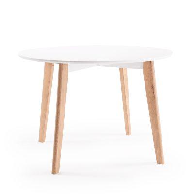 Bild av Look 110 matbord, ek/vit