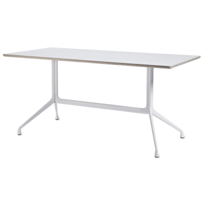 Bild av About a Table 10, 220x 90, vit/vit