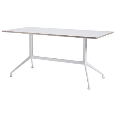 Bild av About a Table 10, 180x 120, vit/vit