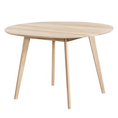 Bild av Nordik matbord, vitoljad ek