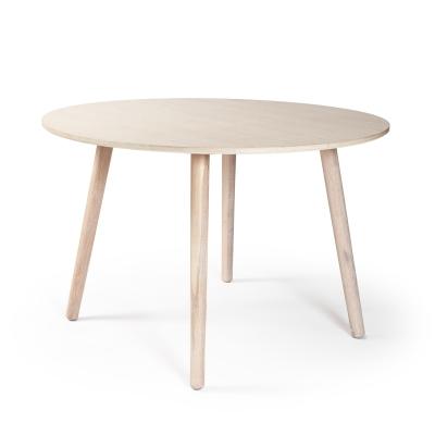 Bild av Ray matbord, vitpigmenterad ek