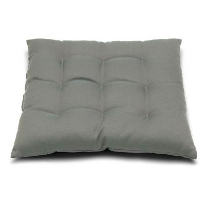 Kapok sittdyna grå