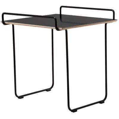 Hold bord S svart/svart