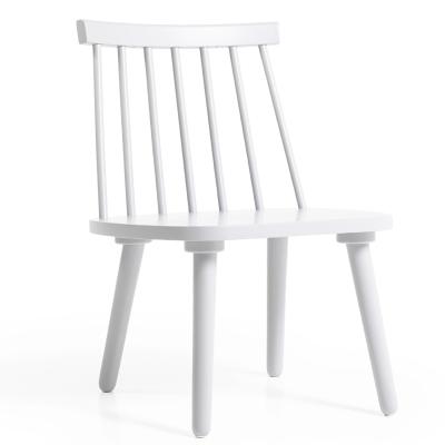 Bild av Wood loungestol H 19, vit