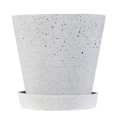 Bild av Flower Pot kruka M, grå