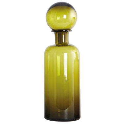 Mega flaska olivgrön