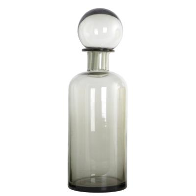 Mega flaska grå