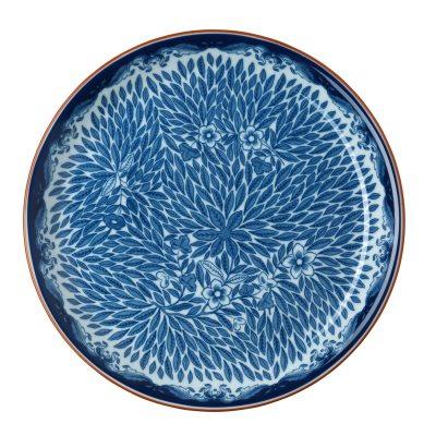 Ostindia Floris tallrik 20 cm