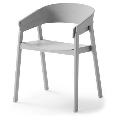 Cover stol grå