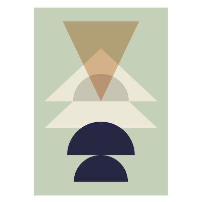 Maya poster, mint