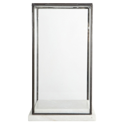 Marble Showcase glasmonter liten