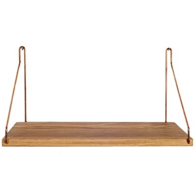 Shelf 40 hylla, koppar