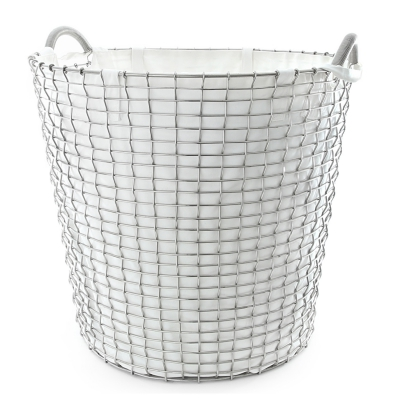 Tvättpåse 65 L vit