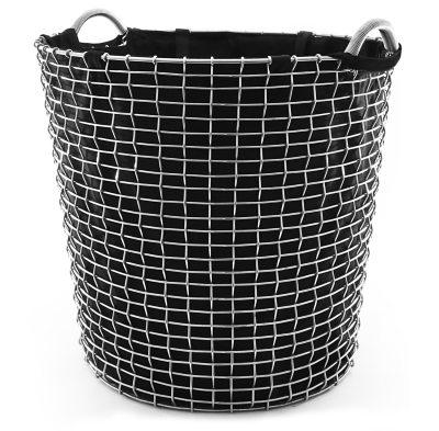 Tvättpåse 65 L svart