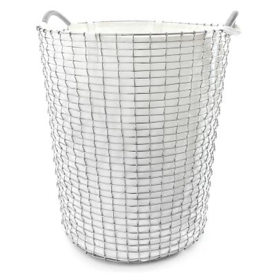 Tvättpåse 80 L vit