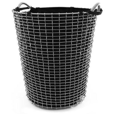 Tvättpåse 80 L svart