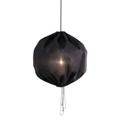 Kuu lampa M svart