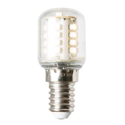 LED E14 lampa kallvit