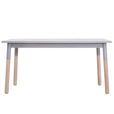 Rio matbord 140 grå