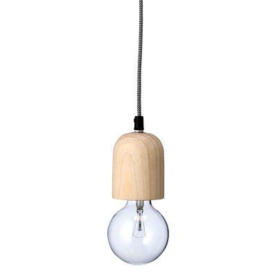 Wood lampsladd
