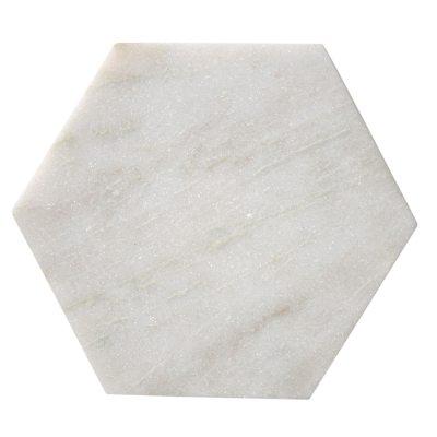 Marble Hexagon marmorbricka S