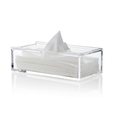 Clear servetthållare