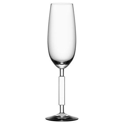 Unique champangeglas