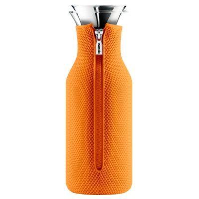 Kylskåpskaraff 1 l mesh orange