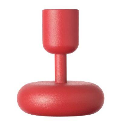 Nappula ljusstake 107 cm röd
