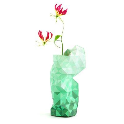 Green Gradient pappersvas