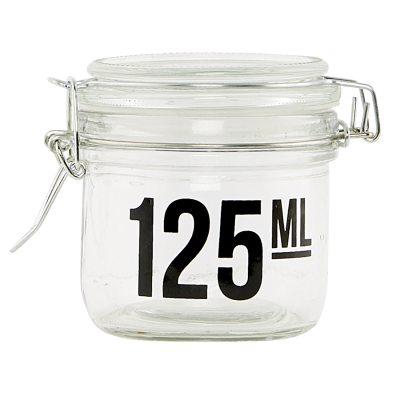 Burk 125 ml