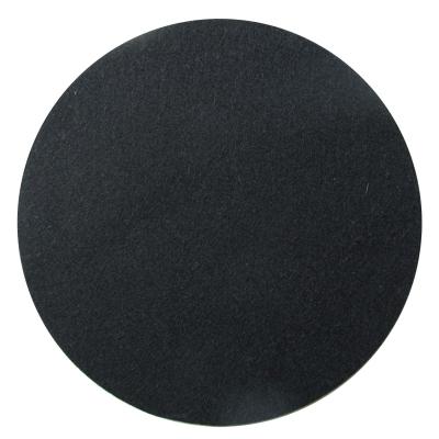 Stool & Storage sittdyna svart