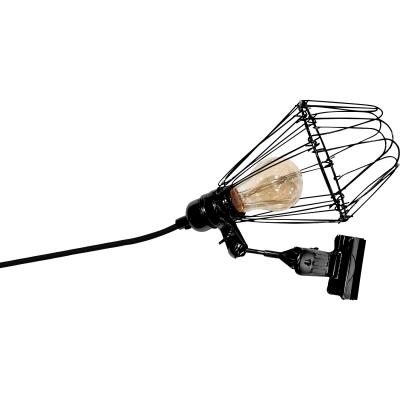 Work Lamp de Lux svart