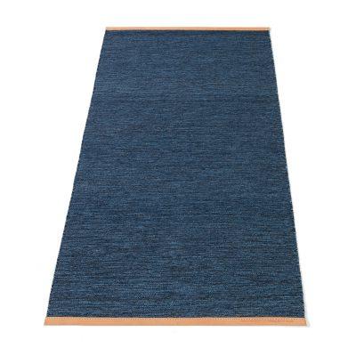Bild av Björk matta blå, 70x 130