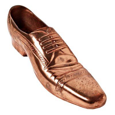 Cast Shoe dörrstopp koppar