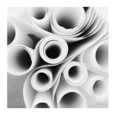 Paper Abstracts poster i gruppen Posters / Posters / Fotografier hos RUM21.se (129553)