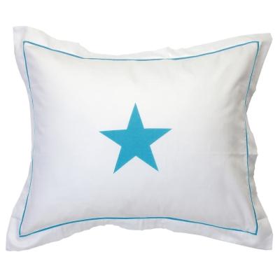 One Star örngott ljusblå