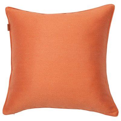 Linen kudde brick orange