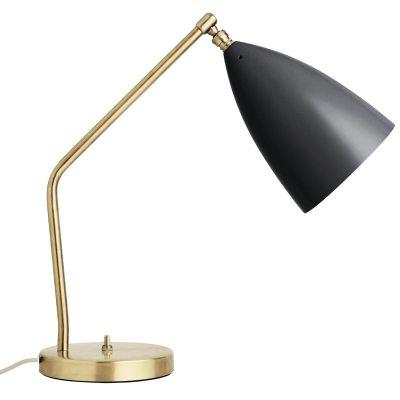 Bild av Grasshopper bordslampa, svart