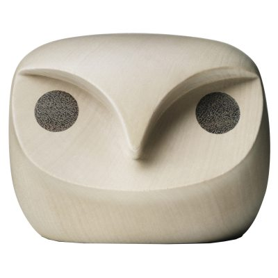 Bild av Howdy Owl träfigur, S