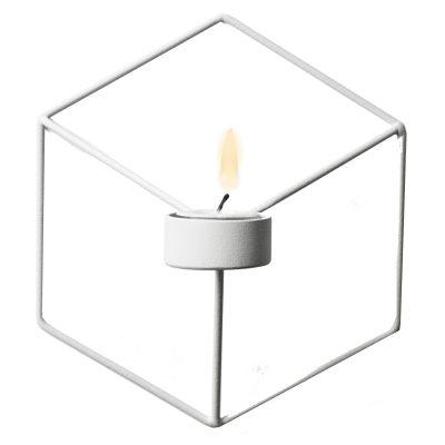 Bild av Pov väggljushållare, vit