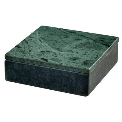 Marble skrin S grön marmor