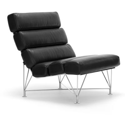 Bild av Spider Chair Classic Soft läder, svart