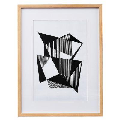 Angled Lines tavla