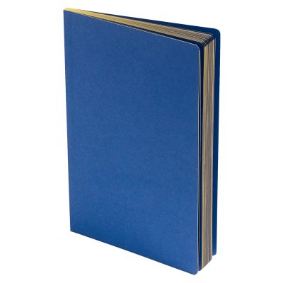 Edge anteckningsbok royal blue