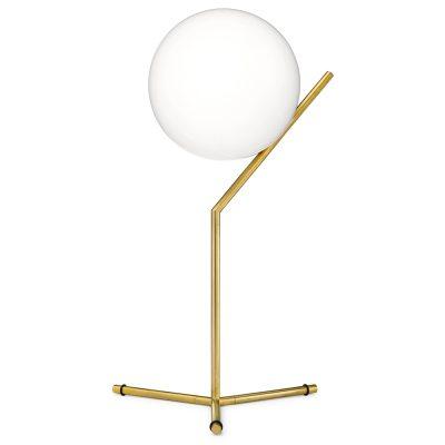 IC T1 High bordslampa mässing