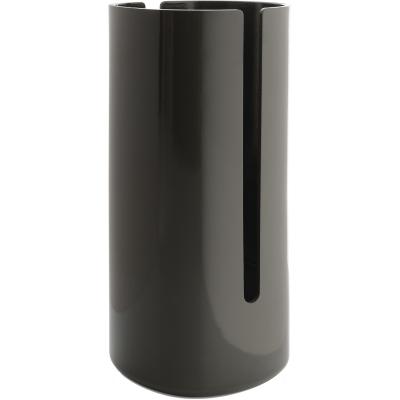 Birillo toalettrullshållare grå